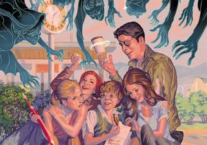 Buffy the Vampire Slayer Season 10 #2 cover