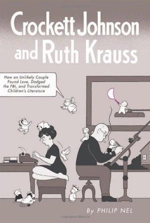 Crockett Johnson and Ruth Krauss book cover