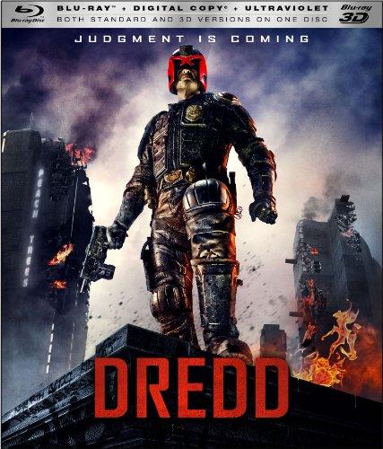 Dredd cover