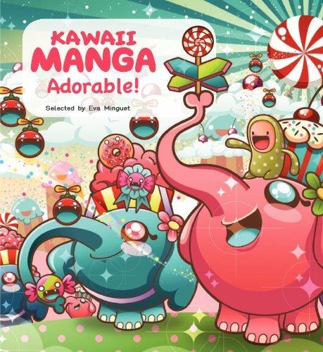 Kawaii Manga: Adorable! cover