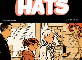 Pope Hats #2 cover