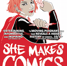 She Makes Comics cover