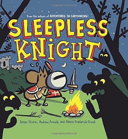 Sleepless Knight cover