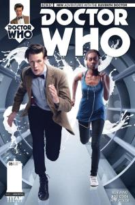 Doctor Who: The Eleventh Doctor #5 photo cover