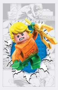 Aquaman #36 LEGO variant cover