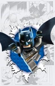 Detective Comics #36 LEGO variant cover