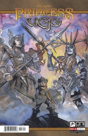 Princess Ugg #3 cover
