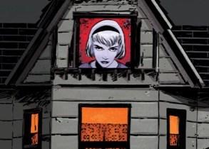 Sabrina #1 cover