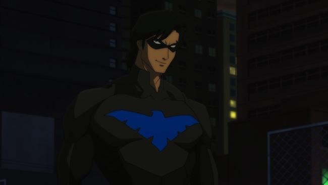 Son of Batman promo image -  Nightwing