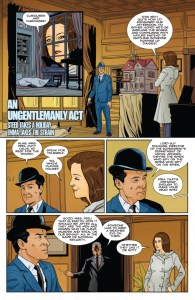 Steed and Mrs. Peel: We're Needed #1 page 7