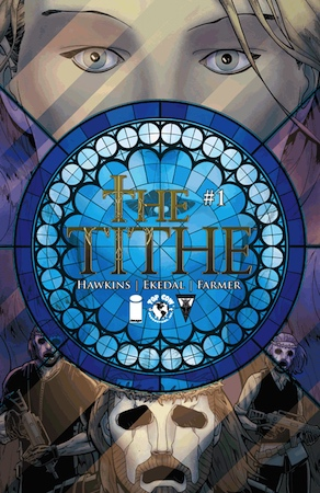The Tithe #1 cover
