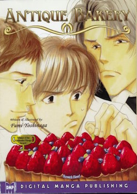 Antique Bakery Volume 1 cover