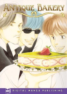 Antique Bakery Volume 3 cover