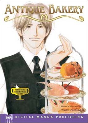 Antique Bakery Volume 4 cover