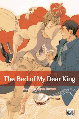 The Bed of My Dear King cover