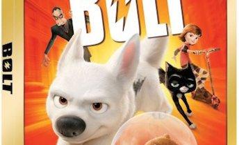 Bolt DVD cover
