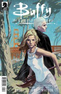 Buffy the Vampire Slayer Season 10 #11 cover