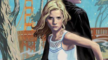 Buffy The Vampire Slayer Season 10 11 Cover