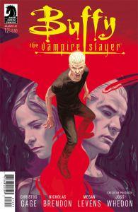 Buffy the Vampire Slayer Season 10 #12 cover