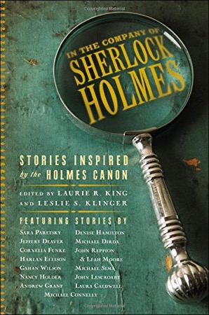 In the Company of Sherlock Holmes cover