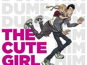 The Cute Girl Network cover