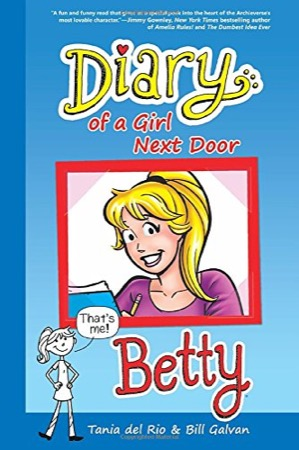 Diary of a Girl Next Door: Betty cover