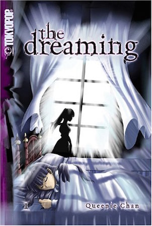 The Dreaming Book 1 cover