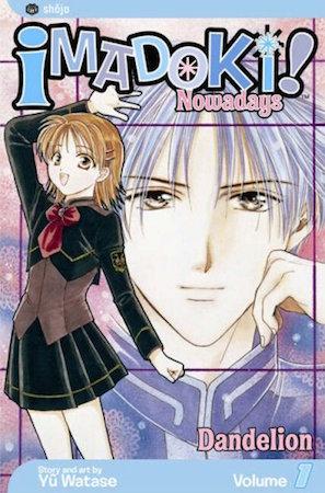 Imadoki! Volume 1 cover