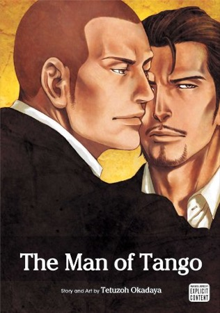 The Man of Tango cover