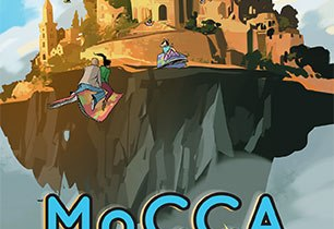 MoCCA Fest poster by Fiona Staples