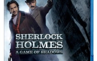 Sherlock Holmes: A Game of Shadows cover