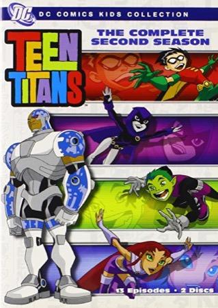 Teen Titans Season 2