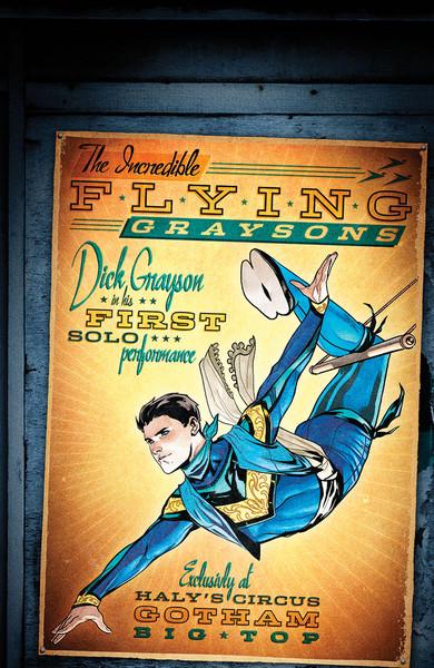 Grayson #11 bombshells variant cover
