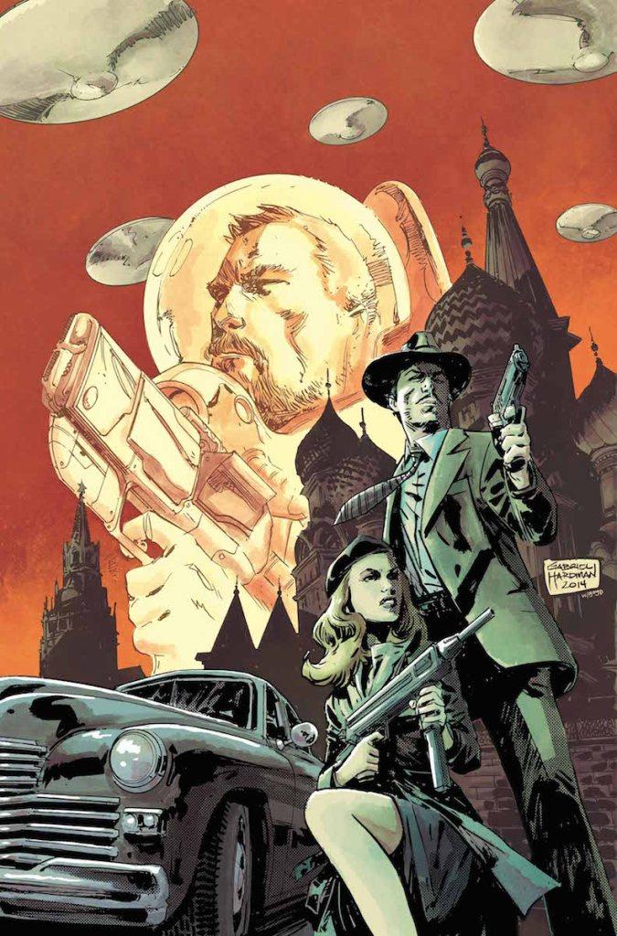 Operation S.I.N. cover by Gabriel Hardman