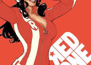 Red One #1 cover