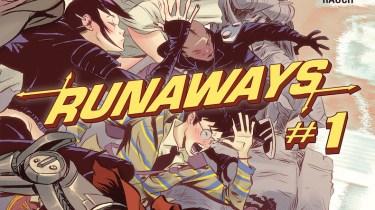 Runaways #1 cover