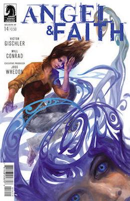 Angel & Faith Season 10 #14 cover