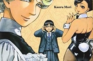 Kaoru Mori: Anything and Something cover