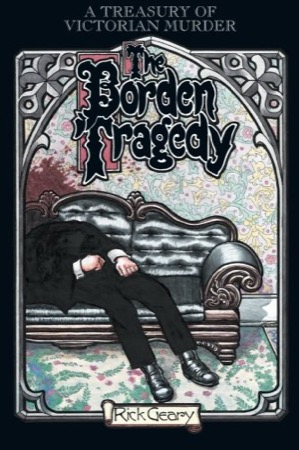 The Borden Tragedy cover