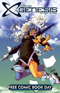 Comic Genesis FCBD 2008
