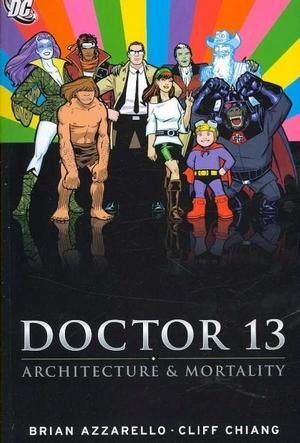 Doctor 13: Architecture & Mortality cover
