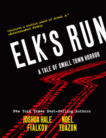 Elk's Run anniversary edition cover