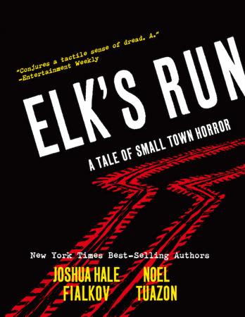 Elk's Run anniversary edition cover