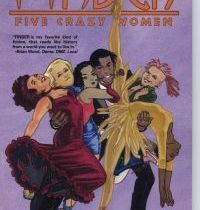 Finder: Five Crazy Women cover