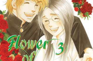 Flower of Life volume 3 cover