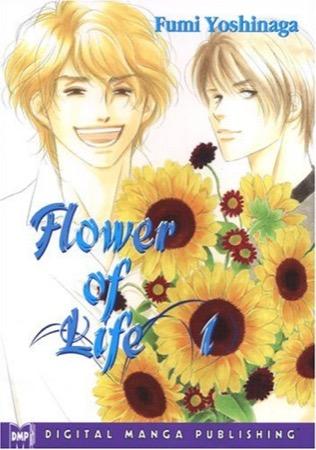 Flower of Life volume 1 cover
