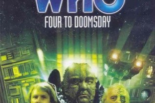Doctor Who: Four to Doomsday cover