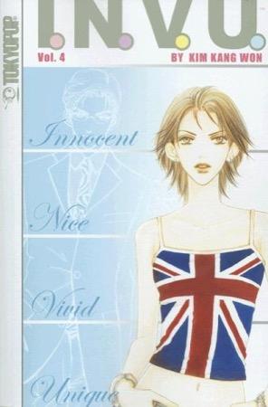 INVU volume 4 cover
