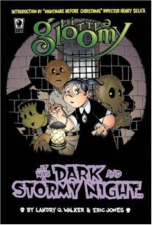 Little Gloomy: It Was a Dark and Stormy Night cover
