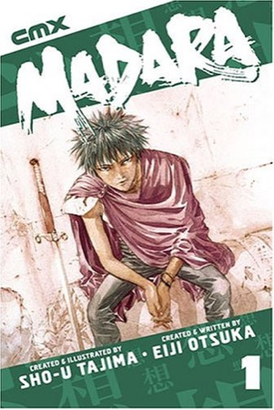 Madara volume 1 cover